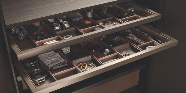 Хранение мелких предметов