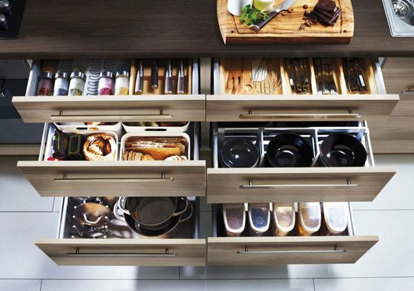 Организованное хранение вещей