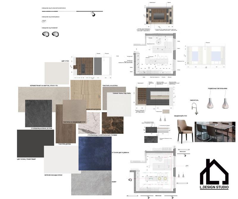 Концепция дизайн-проекта