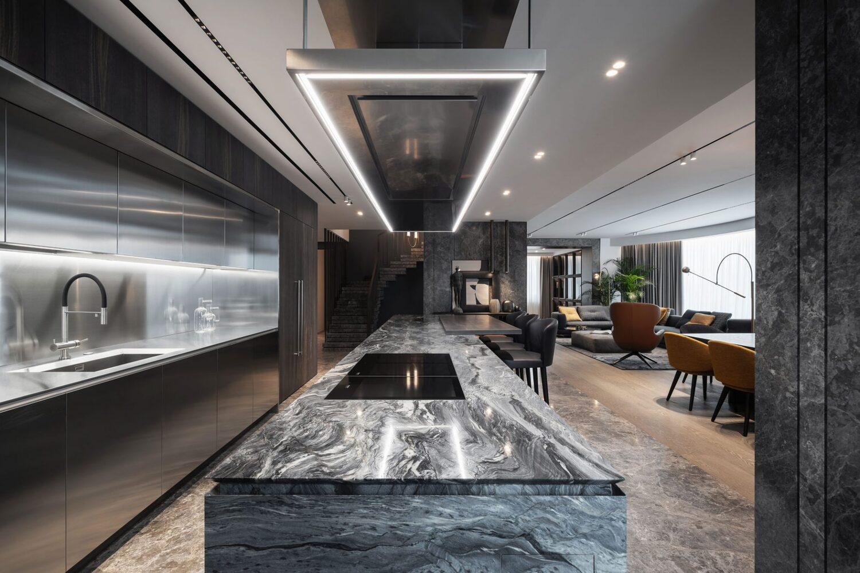 2-уровневая квартира