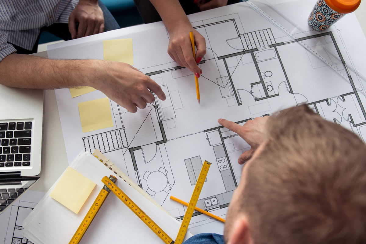 Этапы дизайн-проекта интерьера