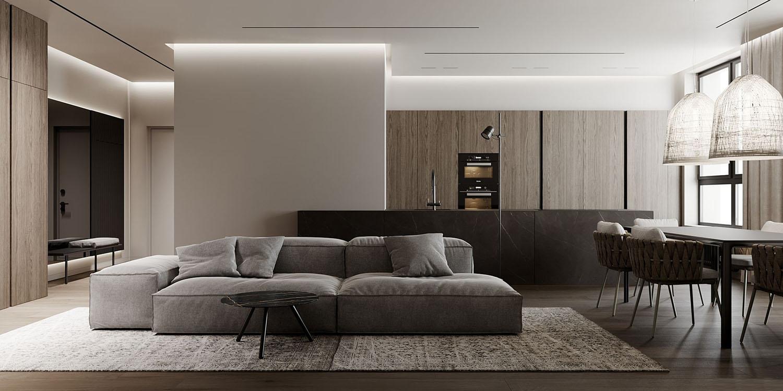 Увеличение высоты потолка в квартире
