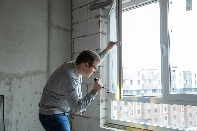 Как принимать квартиру у застройщика