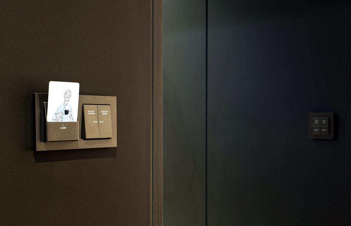 Розетки в дизайне квартир
