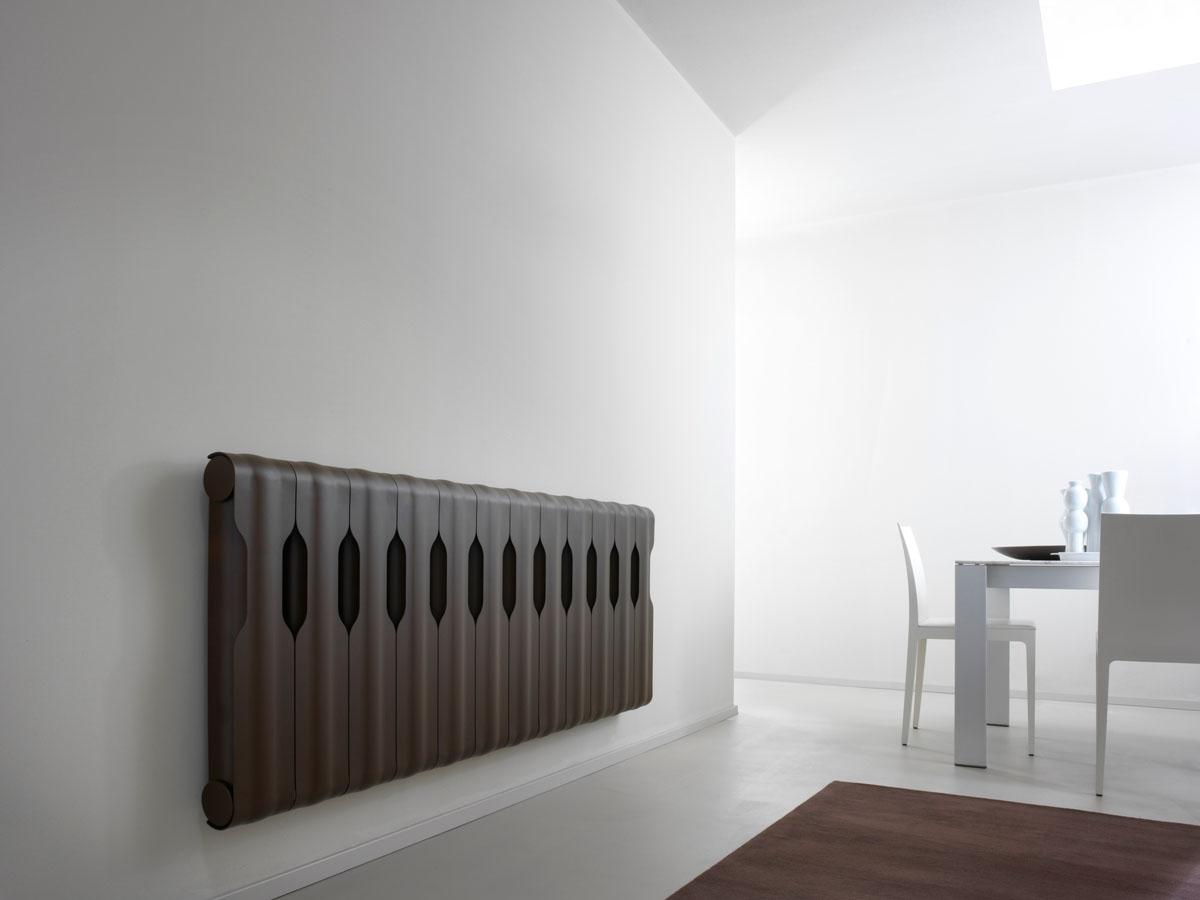 Радиаторы отопления в интерьере