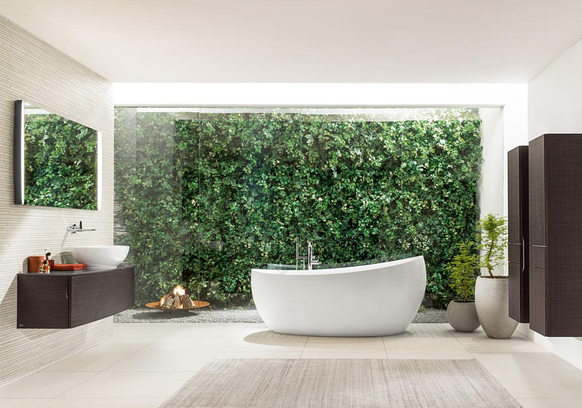 Виды ванн для ванной комнаты