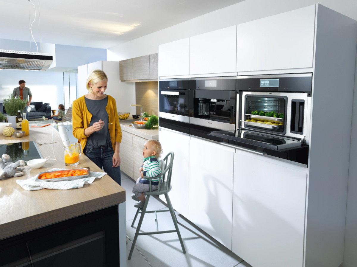 Нужная бытовая техника на кухне