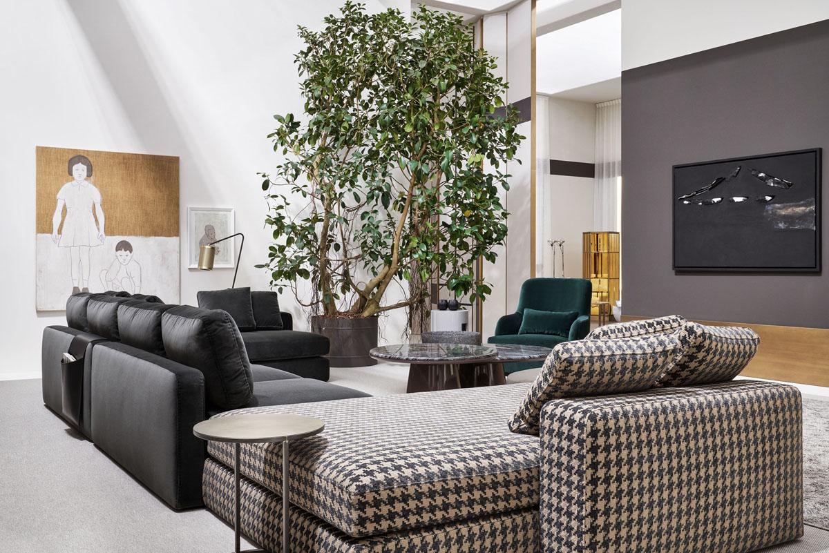 Трансформация угловых диванов