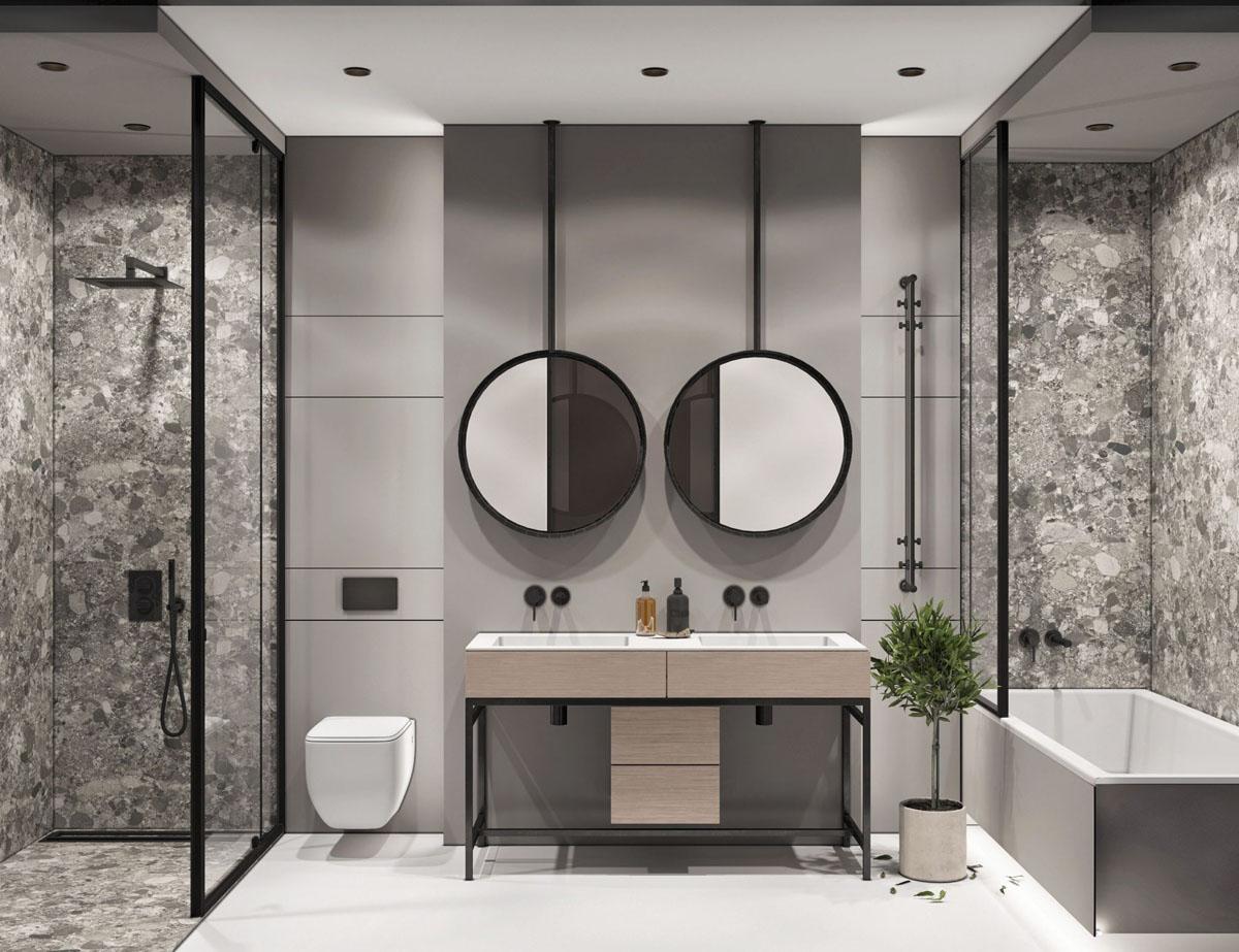 Какую плитку выбрать в ванную