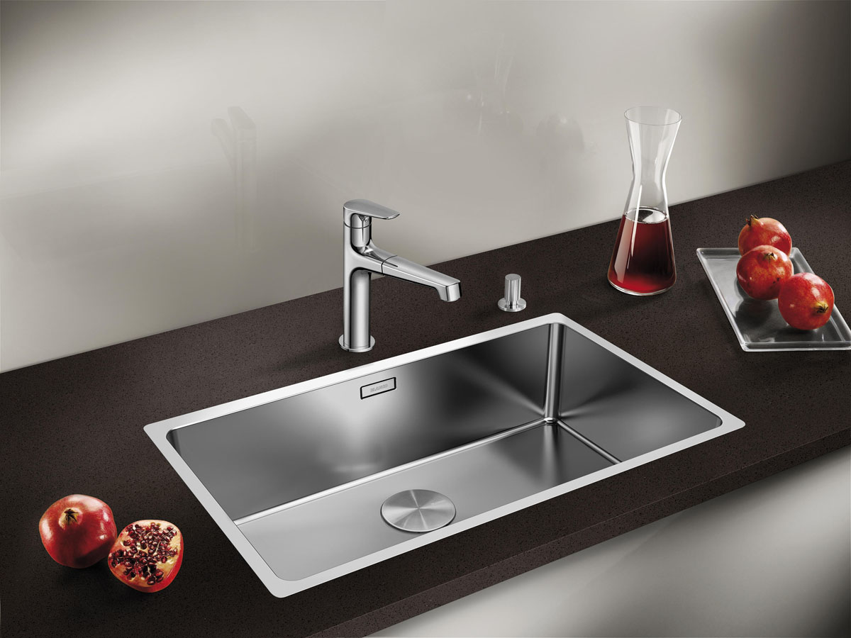 Дизайн кухонной мойки