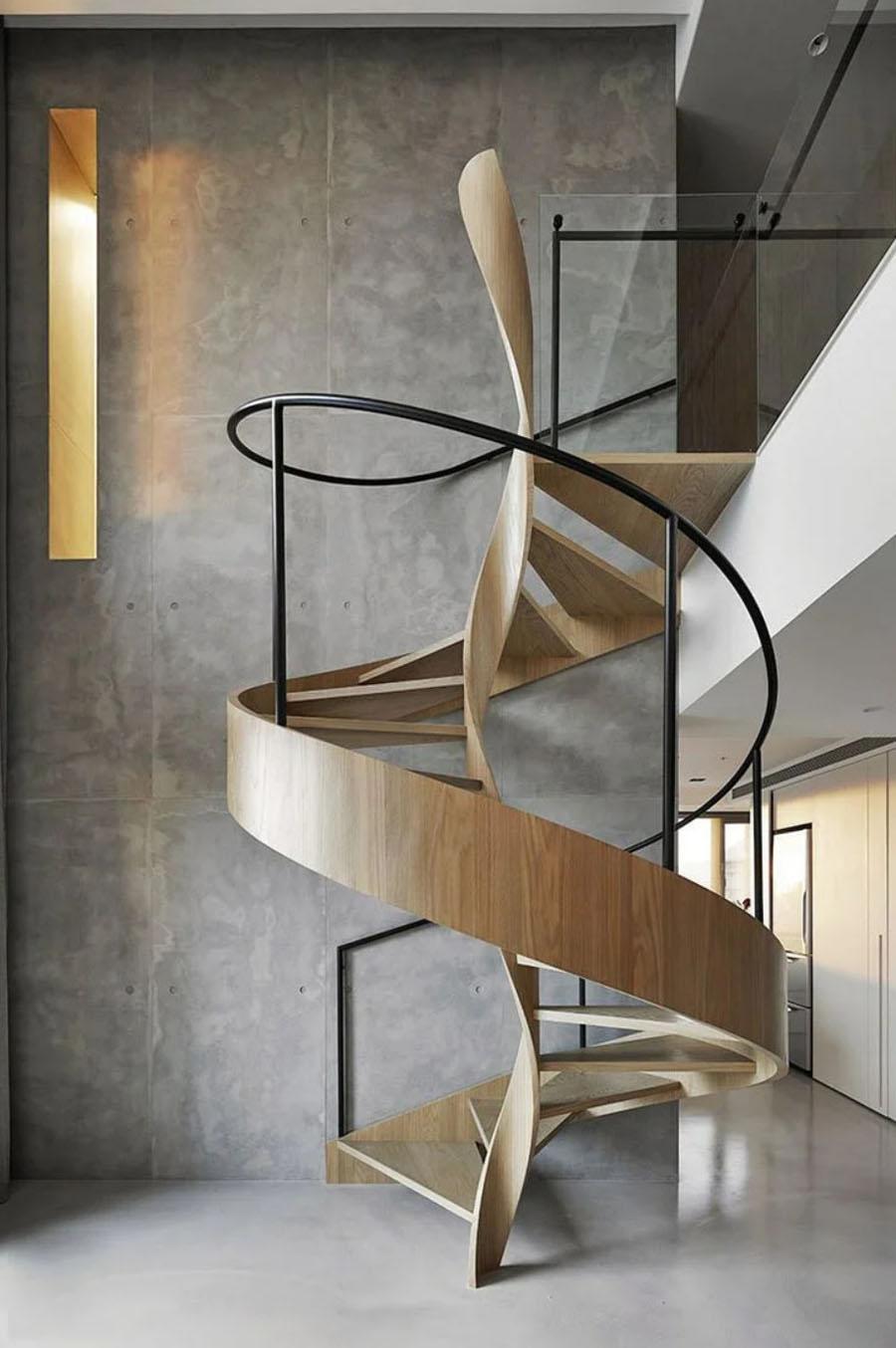 Дизайн интерьера с металлом