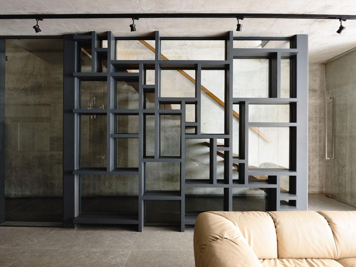 Металл в дизайне интерьеров
