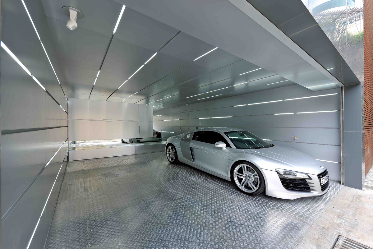 Дизайн-проект гаража